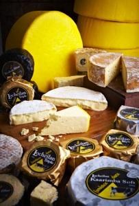 Locheilan cheeses