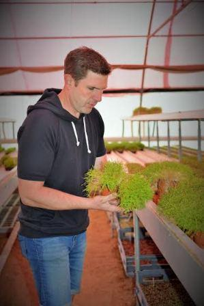 Nick at the herb farm compressed